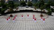 湖南郴州资兴市老年大学《祖国万岁》