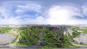 山东淄博市淄川区VR全景航拍-康泰纳仕VR视频-康泰纳仕VR
