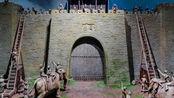 历史上古代攻城时守城士兵为什么不把梯子推倒呢?鲁班:我不允许!