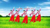 红儿最新歌颂母亲广场舞《母亲》祝天下母亲幸福安康 有分解,红儿演示制作