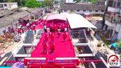 广东汕尾农村上梁仪式,这种农村习俗已经不多见了,你有见过吗