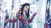 范冰冰美杜莎发型很惊艳,首登俄罗斯知名杂志,妆容精致超霸气