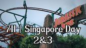 vlog#4|7-11 Singapore Trip Day2&3