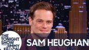 【肥倫秀】Outlander'sSam HeughanEntertains Those James Bond Rumors