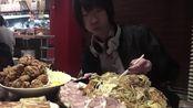 日本大胃王吃5人份夜宵,吃到快没力气了!
