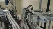 小瓶液体定量灌装机+自动旋盖机