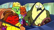 牛油果先生开出租,竟然威胁三位女乘客交钱,这么做真的好吗?