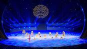 第十七届中国吴桥国际杂技艺术节 首场演出启帏 百位杂技大师齐聚省会