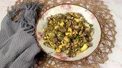 闽南特色小吃海蛎煎,街边一盘25块,在家自己做,成本不到10块钱
