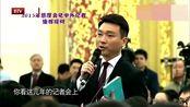 康辉回忆两会提问,刚要介绍自己,总理发话了-全国人民都知道你