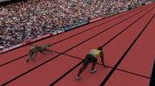 博尔特的百米冲刺是9.58秒,跟猎豹比是什么水平?看完才懂啥叫碾压