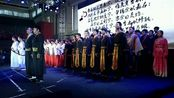 2017年沈阳市杏坛中学艺术节——第一个节目:华夏梦民族魂大型诗朗诵(表演者八年