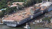 """印度又出丑!首艘国产航母""""维特兰克""""号被偷,服役遥遥无期"""