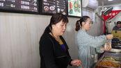 漂亮大姐卖自创小吃20年,连锁店都开了好几家,最贵的才十三块
