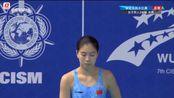 2019跳水女子双人3米板决赛:韦颖黄小惠322.50夺金集锦