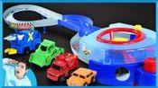 大小凯文和托宝兄弟赛车游戏   凯文和游戏 KevinAndPlay
