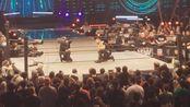 AEW Revolution2020现场拍摄Jon Moxley夺冠后的讲话