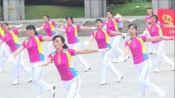 淄博市临淄区第十四套齐之韵快乐舞步健身操第十二节整理运动动作分解