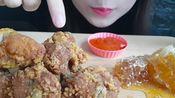 【ann-a//r】炸鸡、蜂巢蜜