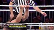 WWE精彩回顾:杰克·盖洛格对布莱恩·肯德里克,杰克这肤色实在白