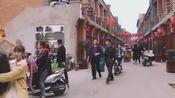 安徽阜阳:颍上新任县领导来龙门商场视察整治工作。