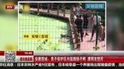 安徽宣城:男子保护区内猛踹扬子鳄遭网友怒斥