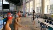 [配课件教案]1.八年级体育《自游泳完整动作》四川省优质课