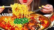 【gg】辣拉面韩国食品????????????吃的声音 助眠(2020年2月16日22时40分)