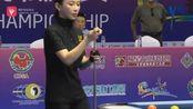 台球女神潘晓婷晒美照,身材越来越好更迷人,37岁仍单身