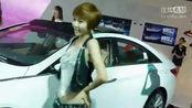 2011深圳香港澳门国际汽车博览会〈韩国跳舞组合〉
