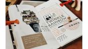 【是曲毛毛呀】【手帐】鼓楼咖啡|很好玩儿的咖啡提手|手帐|手帐排版|速写|水彩|钢笔淡彩|木质印章|
