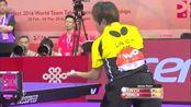 2016吉隆坡世乒赛 精彩球 丁宁 vs lin chia
