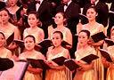 """信阳师范学院音乐学院大学生合唱团 """"牵手""""合唱音乐会 《Fum、fum、fum》"""
