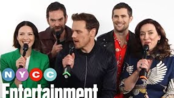 Outlander's Sam Heughan, Caitriona Balfe & More Tease New Season