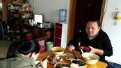 江西省九江市濂溪区姑塘镇特产美食农村吃饭视频