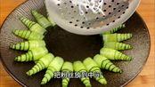 美食制作:入秋后要多吃黄瓜,教你星级酒店的做法