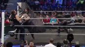 WWE-15年-SD第821期:四面楚歌签约仪式 4大天王引发混战-花絮