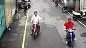 男子自己有电动车,竟然还去偷一辆自行车,真是让人想不通!