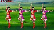 5.20,送你民族风健身广场舞《亲爱的》草原情歌 女人舞出你的美