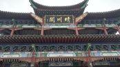 武汉晴川阁风景区最大的看点就是这座建筑 有着三楚第一胜景之称