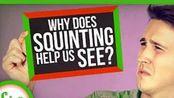 【Scishow】为什么斜视能让你看东西看的更清晰