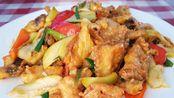 4赣州小炒鱼,三分钟学会江西特色菜,家庭同样可以做出大师级菜肴