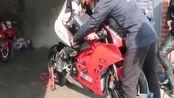 从基础知识到动作模拟,在美国加州想考超级摩托车驾照可不容易