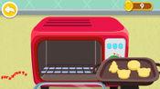 制作甜品 需要什么样的材料呢?宝宝巴士游戏
