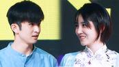 演员请就位即兴:陈小纭张云龙玩绕口令,演绎情侣好甜
