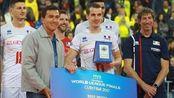 这传球很给力啊! 2017世界男排联赛最佳二传、法国男排主力二传 本杰明·托纽蒂
