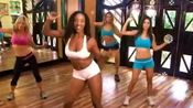 简单不累人的腰部运动,防止你的腰部赘肉囤积,保持良好的体态(一)