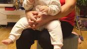 九个月的宝宝哇哇哇
