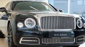 慕尚W.O.版本/限量100辆 Bentley Mulsanne W.O. Edition