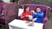 我们结婚了尼坤早上赖床不起,非要缠着宋茜要她做美式早餐